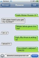 Piper Texts Russia XD by AskHumanRussiasPipe