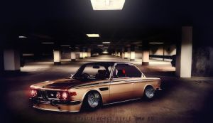 STANCE|WORK BMW E9 Style by Sk1zzo