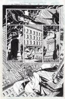 Dr.Strange- Graphic Novel-pag.32-unpublished by PinoRinaldi