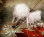 ::: poodle in the puddle ::: by Karelias