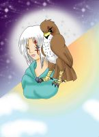 DGM- Lady Hawke by BTfan