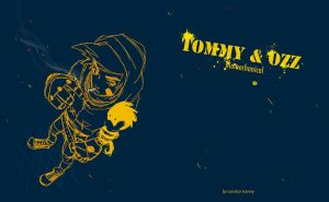 Tommy n Ozz A Cover Page by King-Kandie