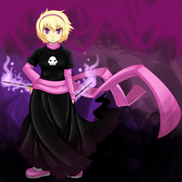 02. Rose Lalonde by CrankyConstruct