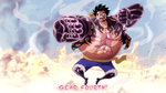 Gear Fourth - One Piece 784 by kingpaulie