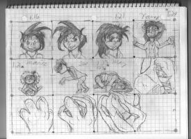 Storyboard for First Movie- 4 by Nekoyasha12