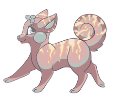 Cuddle Butt Adopt (CLOSED) by April-Cakes