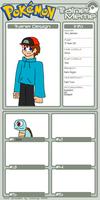 Trainer Profile: Terry by InvaderToum