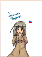 Russian Federation by Dream-tyan