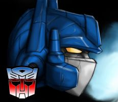 Optimus Prime Profile by KBladez