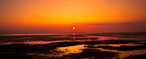 Holy Island Causeway 2 by newcastlemale