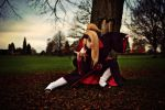 Deidara Cosplay by FeetOnFire