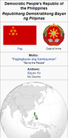 Communist Philippines Infobox by kyuzoaoi