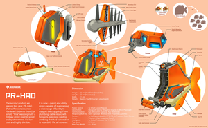 PR-HAD (Pira) Detailed View by Loone-Wolf