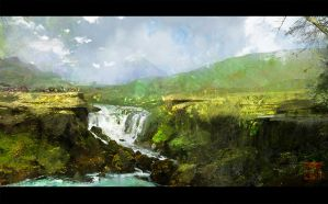 Speed paint 3 (demo) by artroni