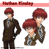 Nathan character sheet by Pacthesis