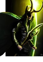 Loki by danchorman