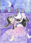 Dudley Puppy x Kitty Katswell Romantic Dance by PuccadomiNyo