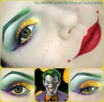 The Joker by BrittanyCouture