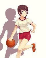 Basketball by arkazain