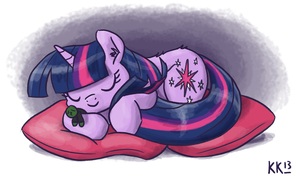 Curled by King-Kakapo