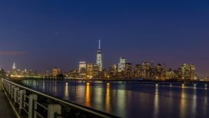 Lower Manhattan by jus4taday
