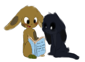 reading by ask-the-bonbunnies