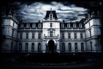 Pototskyh Palace by photopulse