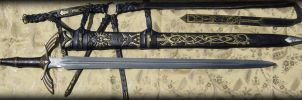 Fable Blades custom Master Sword from Zelda by Fableblades