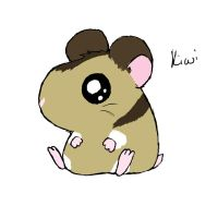My Hamster Hamtaro Style by Vampenxwitch