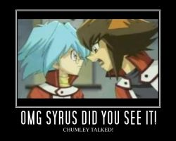 My favorite gx abridged quote by hybridchick