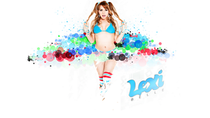 Lexi Belle by Jred09