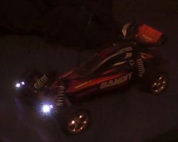 My Traxxas Bandit - LED Lights (Front) by Sfrhk678