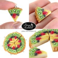 Spring Fresh Fruit Tart by chat-noir