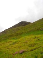 Stock 206: Scottish mountains2 by AlzirrSwanheartStock