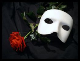 The Phantom of the Opera I by Anere