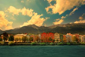 Innsbruck by Shadoisk