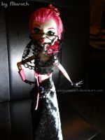 C. A. Cupid -  redressed WIP 2 by Miarath