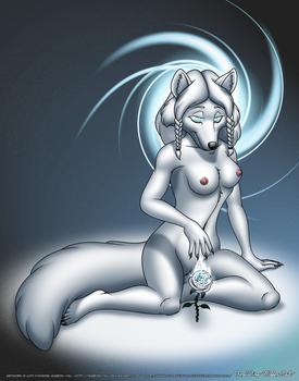 Sinaherib V-Day Pinup Commission by Mabon-Tail