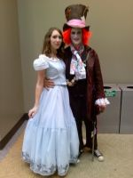 Otakon 2010- Mad Hatter 3 by SweeneyT-DemonBarber