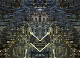 Temple of Logic by Vidom