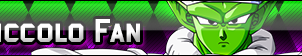 Piccolo Fan Button by GeneralGibby