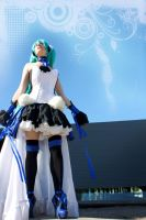 Vocaloid Photo Contest - #72 Super Weasel Princess by miccostumes