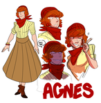 Agnes Ref by inside-under