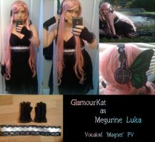 Luka Magnet Cosplay by GlamourKat