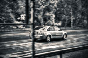 Car in Stocholm by Visibl3