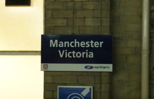 Manchester Victoria by robertbeardwell