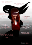 Self-Consciousness Is a Monster by MixMaster15