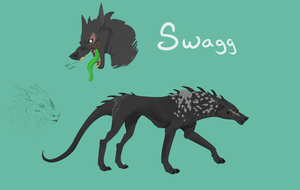 Kreptis Reference: Swagg by TigresToku