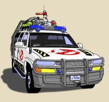 The Ecto-1500 by SicNTwysted