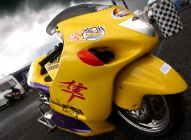 Ronin II - Santa Pod Nationals by Toby-1-kenobi